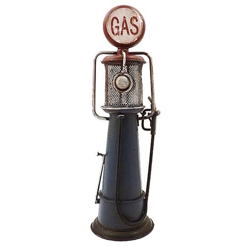 Cofre / Miniatura de Bomba de Gás - Feita de Metal - 9x27 cm