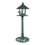 Comedouro Verde com Telhado Pássaros Greenway