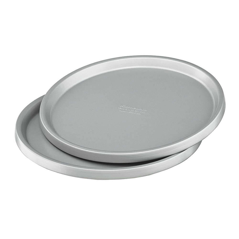 Conjunto de 2 Formas para Pizza com Antiaderente KitchenAid - KI772AX - 32,8 cm