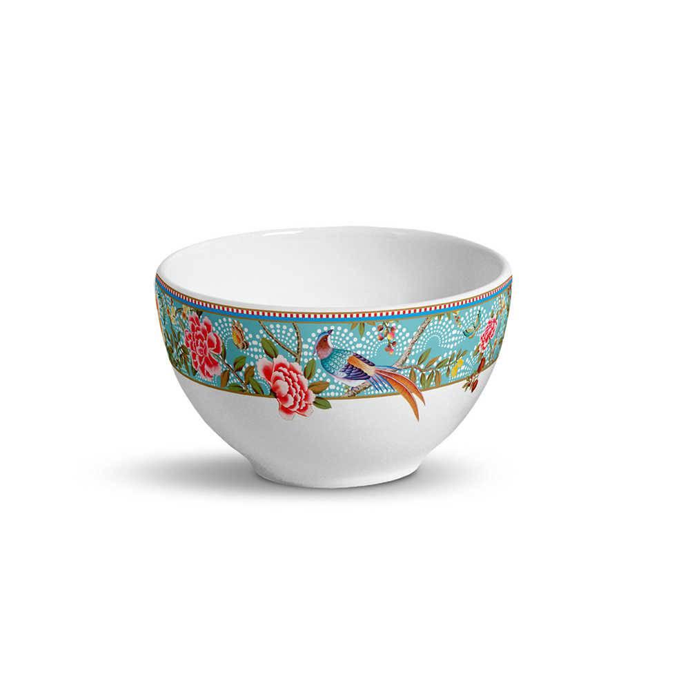 Conjunto 6 Bowls Faenza 600 ml em Cerâmica - Porto Brasil - 13,5x8 cm