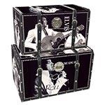 Conjunto de Baús Elvis Hollywood on Set Collection