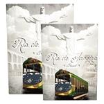 Conjunto Book Box - 2 Peças - Cartas Cristo Redentor Fullway - 20x14 cm