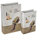 Book Box Girls Love Shoes Collection