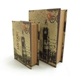 Bookbox London Bigben - 24x19 cm