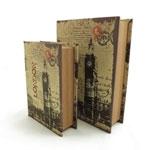 Bookbox London Bigben - 24x19 cm