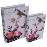 Book Box Love Birds and Butterflies Collection