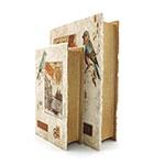Conjunto Book Box Paris Veneza