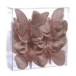 Conjunto Borboletas Decorativas - 8 Peças