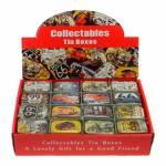 Conjunto de Cigarretes Multicoloridas - 12 Peças - 20x17 cm