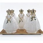 Conjunto Kit Água Benta Aparecida Luxo