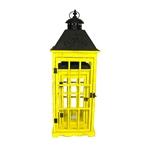 Conjunto de Lanternas - 3 Peças - Amarelo Colors Oldway