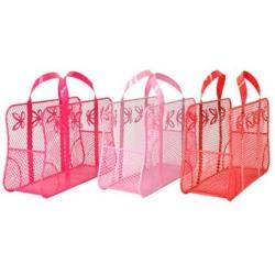Conjunto Porta Joias Bolsas Dorothy - 3 Peças em Metal