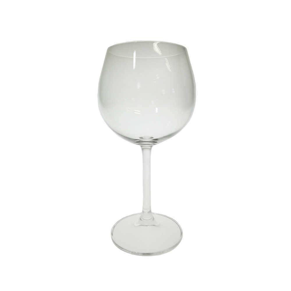 Conjunto de Taças para Vinho Branco Borgonha Gastro - 6 Peças - 570 ml - em Cristal - Bohemia