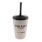 Copo brand Prada