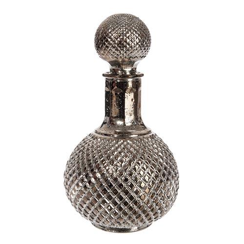 Decanter para Vinho Ball Bronze Grande em Vidro - 24x14 cm