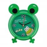 Despertador de Mesa Sapinho Jorjão Pequeno Verde - 9x7 cm