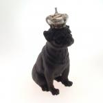 Dog coroa prata