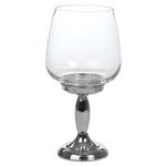 Donzela Silver Glass em Vidro