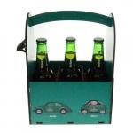 Engradado de viagem Heineken