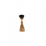 Escova para Pia Boneca de Vestido Oncinha - 24x8 cm