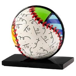 Escultura Baseball Sport - Romero Britto - em Resina R$ 549,99 R$ 399,99 7x de R$ 57,14 sem juros