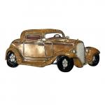Escultura carro antigo