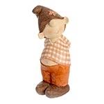 Escultura Gnomo de Braços para Trás