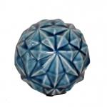 Esfera Cerâmica Azul