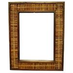 Espelho de Bambu Trama Médio Greenway