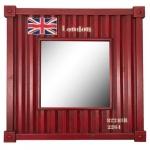 Espelho container UK