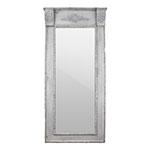 Espelho Escult Top Branco Provence Oldway - 200x95 cm