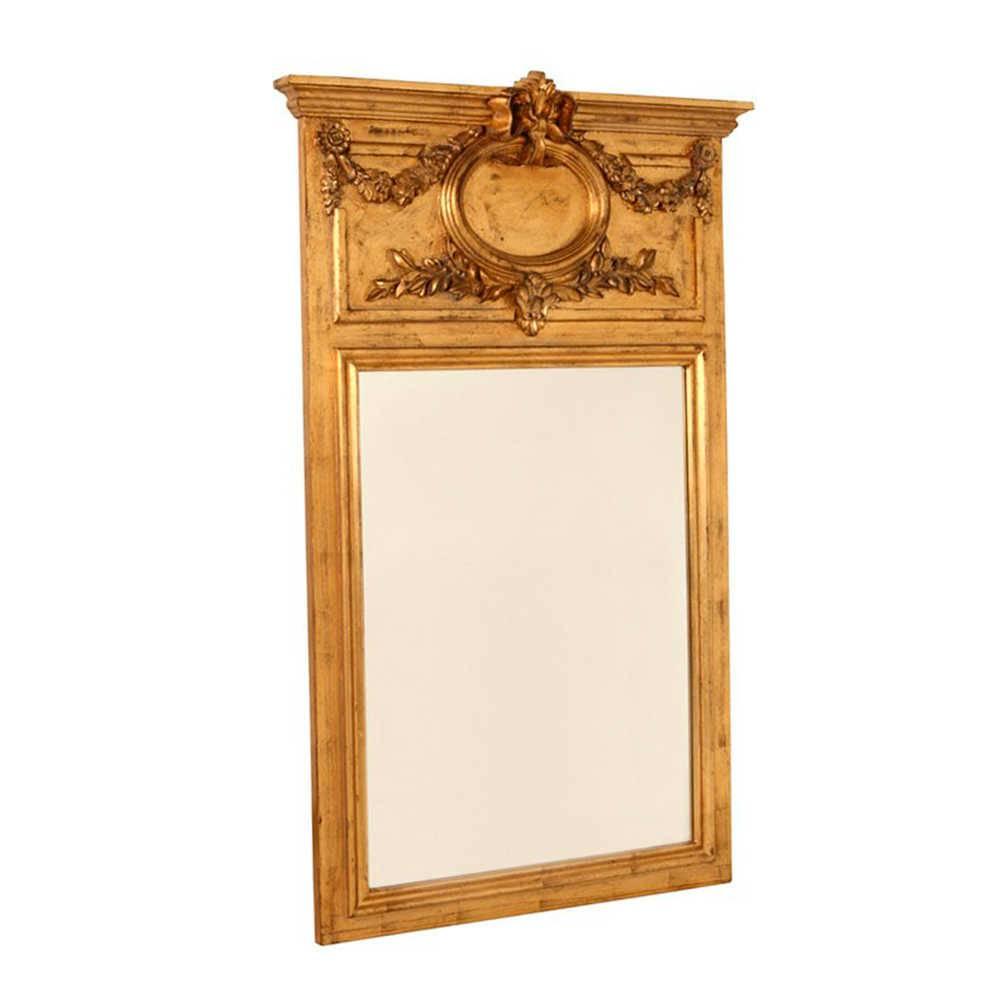Espelho Laigle em Madeira - 100x55 cm
