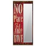 Espelho No Place Like Home Oldway - 200x90 cm