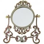 Espelho Pedraria de Mesa Kate