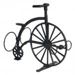 Estante Adega Bicicleta Para 2 Garrafas em Metal