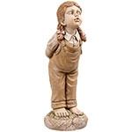 Estátua Beijo Menina Greenway