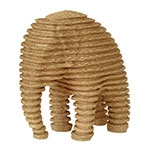 Estatueta Elefante Grande em Resina