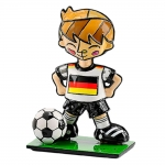 Estatueta Mini World Cup Germany em Resina - 7x5 cm
