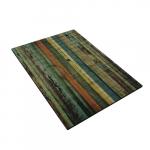 Esteira de sofá bambu verde