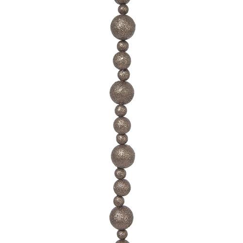 Fio Bola Decorativo Bronze - 100x0,5 cm