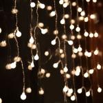 Fio de LED 35 lâmpadas 110v
