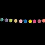 Fio de luz Candy 35 Bolas 220v