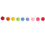 Fio de luz Tutti Frutti 35 Bolas 110v