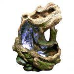Fonte Queda Manaca - 110V - Grande em Resina - 55x41 cm