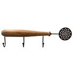 Gancheira de Cozinha (Escumadeira) Oldway - 13x49 cm