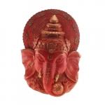 Ganesha vermelha