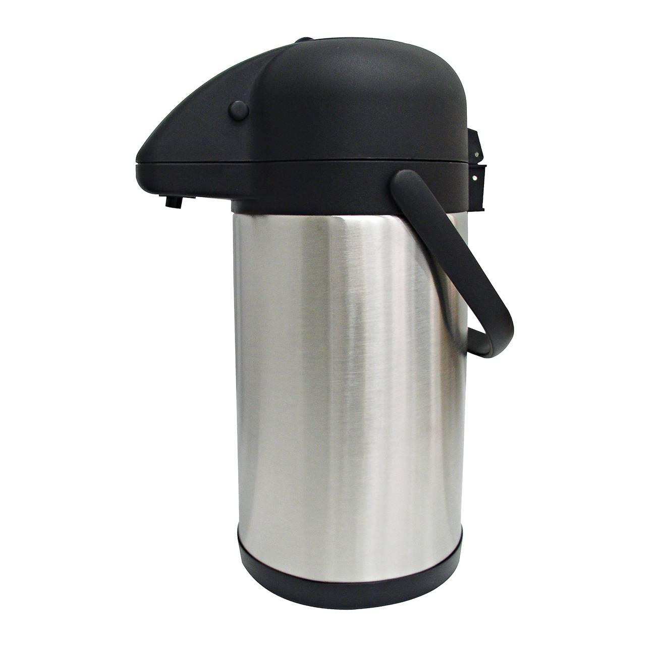 Garrafa Home - com Dupla Parede - em Aço - 2,5 Litros - Bon Gourmet