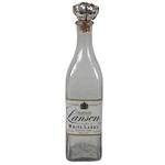 Garrafa Decorativa Duquesa Champagne em Vidro - 32x9 cm