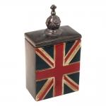 Garrafa London em Cerâmica - 27x14x9 cm