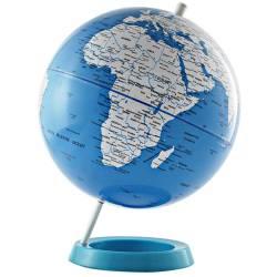 Globo Grande Mapa Mundi Azul em Polipropileno - Urban R$ 219,98 R$ 149,98 2x de R$ 74,99 sem juros